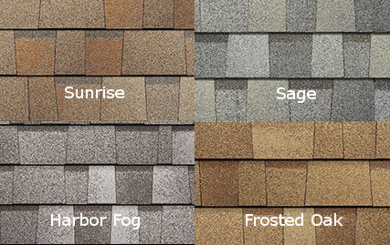 Roofing Styles Amp Colors Remodel Usa Home Remodeling