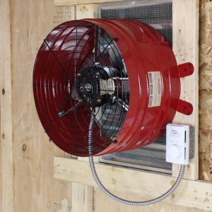 QuietCool Attic Gable Fan